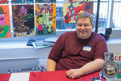 Downtown Flint ComiXcon 2017 11