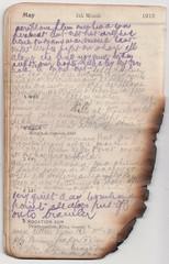 3-9 May 1915 (wheresshelly) Tags: ww1 wwi world war 1 australia gallipoli egypt military australian 4th field ambulance anzac morton wilfred