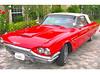 Ford Thunderbird Convertible ´65 Verdeck