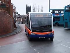 High Peak 280 YD63VDE Macclesfield (Guy Arab UF) Tags: bus buses high group peak solo sr 280 macclesfield optare centrebus wellglade m890 yd63vde