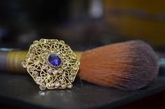 Accessories (Nadi Khan) Tags: makeup brush ring accessories blushon