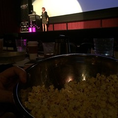 Conference popcorn