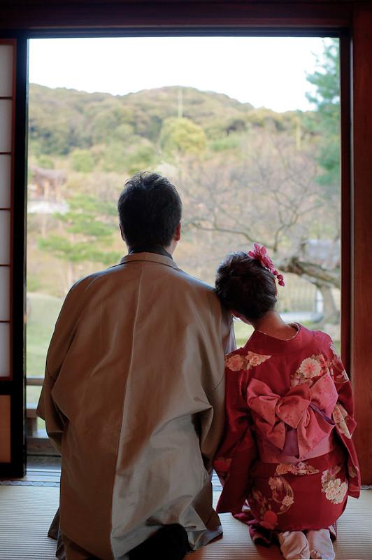 日本婚紗,關西婚紗,京都婚紗,京都植物園婚紗,京都御苑婚紗,清水寺和服,白川夜櫻,海外婚紗,高台寺婚紗,DSC_0051