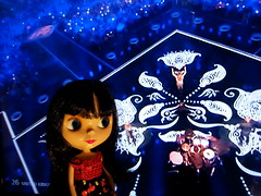 193/365 Watching Eurovision (sozzielou) Tags: television europe song stage contest edna eurovision 365blythe