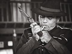 Pepe Fonda. The illegitimate son of Henry Fonda live in Almeria (Saur) Tags: black spain live son henry almeria fonda wite oeste the farwest illegitimate tabernas pistolero sauri lejano sauriaj pepefonda