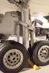 B-36 main landing gear (tommyrot4) Tags: bomber b36