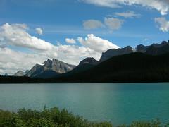 Banff, Jasper, Lake Louise (Tom Fries) Tags: lake canada mountains west rockies jasper louise alberta banff