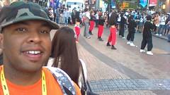 Street performers...they was AIIIIIGGHT