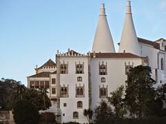 Palcio Nacional de Sintra. (PaoDeAucar) Tags: world heritage portugal de la palace unesco palais mondial patrimoine humanidad patrimonio
