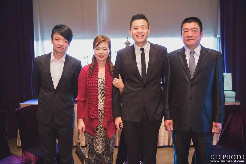 [婚攝] Ethan&Cora 婚禮紀錄|台北君品酒店
