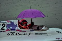 Power Boat In Rain (* jane *) Tags: 2 mill rain sport umbrella carr boat nikon purple dam racing gb raindrops rg powerbo