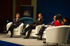 47th Annual Meeting - CNBC Debate (Asian Development Bank) Tags: corporate heads conference leaders messages administration kazakhstan meetings sessions debates directors managers governance executives discussions remarks annualmeeting seminars panelists adbpresident
