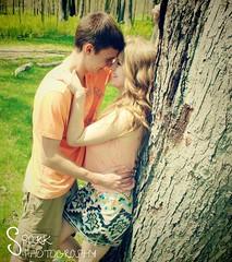 Love,love,love. (savvannah.mariee) Tags: family boy summer portrait orange tree love boyfriend girl outside outdoors photography spring girlfriend couple spaarkphotography