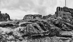 Monsanto - sepulturas antropomrficas  ,  anthropomorphic graves (Antnio Alfarroba) Tags: panorama church ruins rocks view ruin panoramic ruina ruinas igreja panoramica vista stitched panoramique panormica rochas granit granito