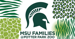 Photo representing MSU Families at Potter Park Zoo