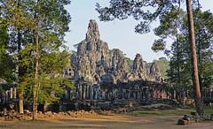 Bayon Temple (brentflynn76) Tags: history stone landscape temple photo asia cambodia ruin culture siemreap angkor bayon
