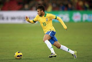 内马尔领衔的巴西胜算几何?