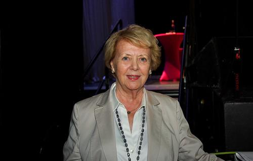 Vigdis Finnbogadottir