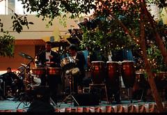 Edgardo Cintron and the Tiempo Noventa Orchestra Market street East Philadelphis Dec 1995 003 (photographer695) Tags: street philadelphia market dec east orchestra 1995 tiempo noventa cintron edgardo