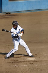 DSC05229 (shi.k) Tags: 横浜ベイスターズ 140601 イースタンリーグ 平塚球場 渡邊雄貴
