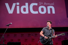 Tyler Ward (Gage Skidmore) Tags: california center tyler convention ward anaheim 2014 youtube vidcon