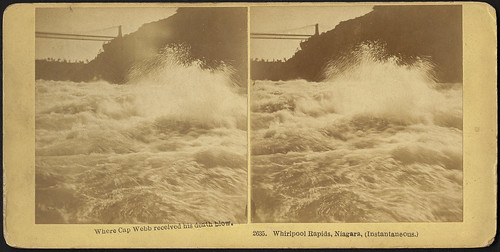 rapids rivers bostonpubliclibrary bpl stereographs photographicprints