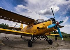 Antonov AN2 (Benjamin Ballande) Tags: an2 antonov