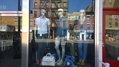 Window (mappa1001) Tags: newyorkcity chelsea manhattan storefront panam