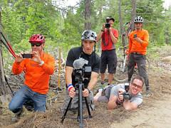 Take my photo! Corral Trail Work 6/14/14 (TAMBA Tahoe) Tags: mountain bike june tahoe biking area corral association 2014 tamba