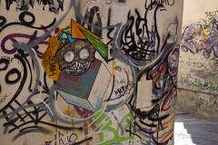 Cagliari Street Art III (Normann Photography) Tags: sardegna summer vacation italy holiday streetart italia sardinia cagliari 2014 bestofitaly visititaly tyrrheniensea normannphotography normannphotgraphy