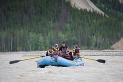 River Floating - Wrangell-St. Elias (AlaskaNPS) Tags: river mountains rafting public domain