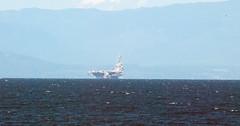 USS Nimitz (lindakatee) Tags: infocus highquality