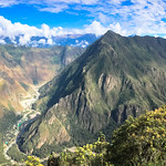 Down in the valley (Aguas Calientes, Peru)