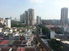 (UmmAbdrahmaan @AllahuYasser!) Tags: hotel view malaysia 991 vistana setiawangsa monorel ummabdrahmaan flickrandroidapp:filter=none