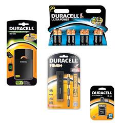 Duracell Festival Kit