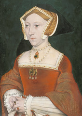 Anonymous after Hans Holbein Portrait of Jane Seymour (petrus.agricola) Tags: portrait museum jane hans hague after seymour anonymous mauritshuis the holbein