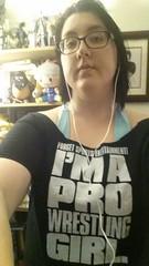Steph Summers: Pro Wrestling Girl