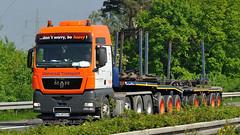 D - Universal Transport UTM MAN TGX XXL (BonsaiTruck) Tags: man camion trucks universal utm lorries lkw tgx