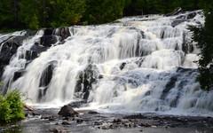 Bond Falls (yooperann) Tags: summer river waterfall michigan falls upper bond peninsula ontonagon