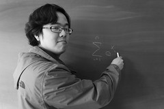 Prof. Jason (Sofia M. Lee) Tags: chalk math mathematics chalkboard