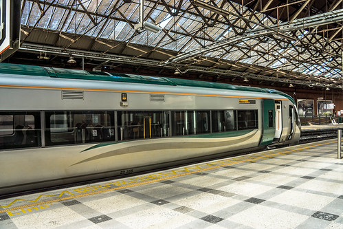 Kent Station In Cork City - Trains And Railway Stations In Cork City And County