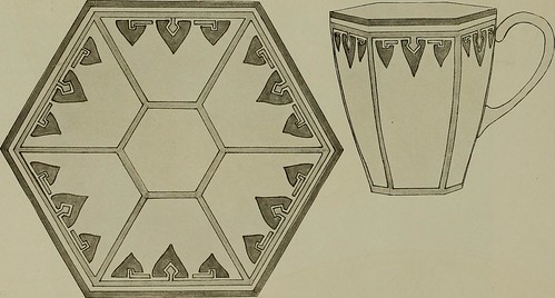 """Image from page 319 of """"Keramic studio"""" (1899)"""