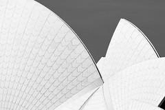 Sydney Opera House / Sydney, Australia / SML.20140315.6D.30926.P1.BW — Explored