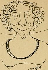 """Image from page 63 of """"Panoptikuma : irók és hirlapirók karrikaturái"""" (1913)"""