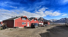 Houses (Roman_P2013) Tags: blue windows sky car living shadows view shot best svalbard mountins cloudsview housesforestmedowlakeviewlandscapenicewaterricerseaoceantreetreesskybluegreen