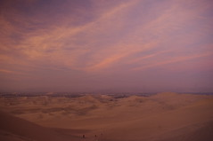 Sunset, Huacachina, Peru (ARNAUD_Z_VOYAGE) Tags: city sunset sun lake feet sol peru sport america landscape crazy high amazing sand desert natural district sandboarding dunes south small dune lagoon stretch resort several note oasis balck hundred rides local 50 buggy region nuevo ica southwestern huacachina buggying whithe