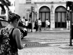 (mgkm photography) Tags: street travel cidade urban blackandwhite black blancoynegro tourism portugal monochrome photography 50mm photo calle nikon bokeh lisboa lisbon candid streetphotography gimp verano linux vero streetphoto rua lissabon nikkor turismo pretoebranco lisbona blackandwhitephotography rossio streetshot 50mm18 travelphotography lisboetas monochromephotography fotografiaurbana lisboanarua blackwhitephotos ptbw opensourcephotography ilustrarportugal d7000 bokehphotography europeanphotography streettogs streettogs