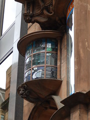 GLASGOW - 'THE 'HATRACK' BUILDING - (PARK@ARTWORKS) Tags: windows architecture buildings james scotland ellis glasgow salmon architect peter artnouveau hatrack banks renniemackintosh charlesrenniemackintosh stvincentstreet commercialcentre italianquarter merchantquarter liverpoolorielchambers