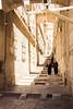 Jerusalem Alley (cbecklund) Tags: road street sun israel alley jerusalem