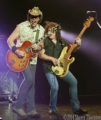 Ted Nugent- Shut Up and Jam Tour- Clarkston, MI 07-19-14